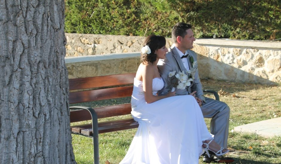 La boda de Jaime y Alicia en Fuentes De Valdepero, Palencia