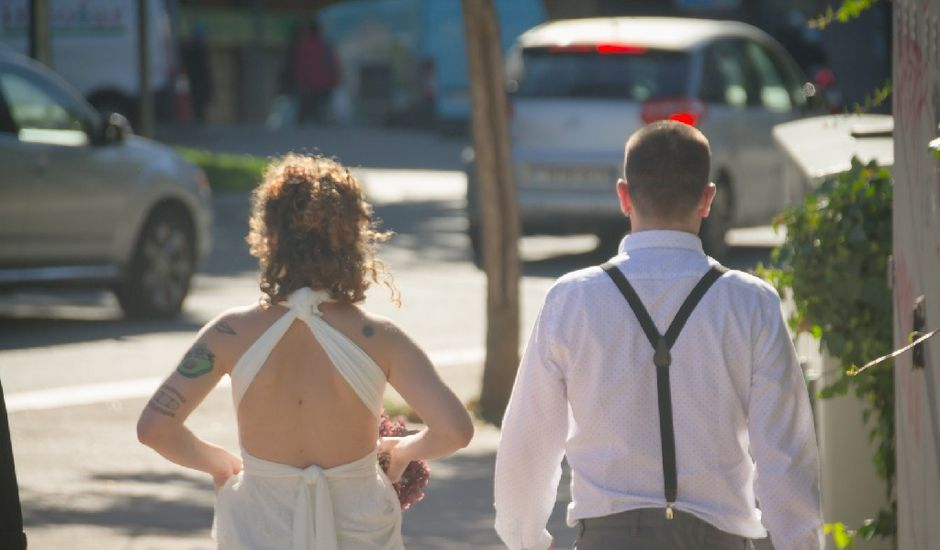 La boda de Sergio y Eli en Barcelona, Barcelona