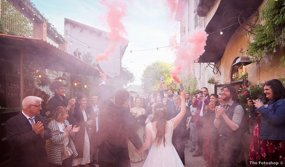 La boda de Carlos y Georgina en Tagamanent, Barcelona