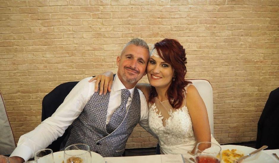 La boda de Roberto  y Jess  en Catral, Alicante