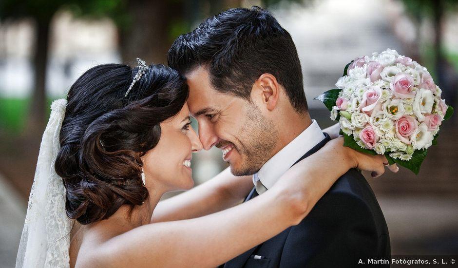 La boda de Javi y Mabel en Teruel, Teruel