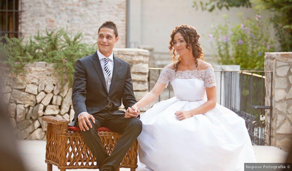 La boda de Carlos y Silvia en Beniflá, Valencia
