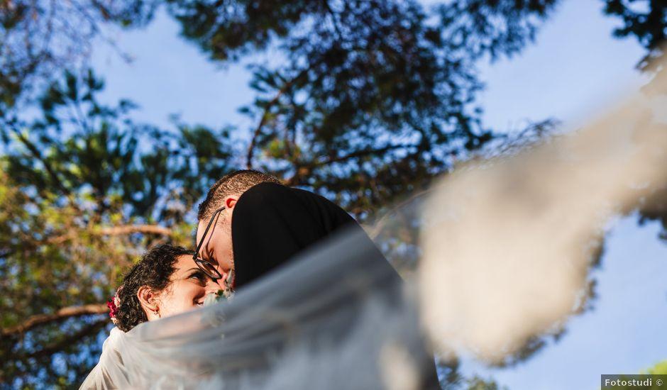 La boda de Esteve y Rocío en Sant Vicenç De Montalt, Barcelona