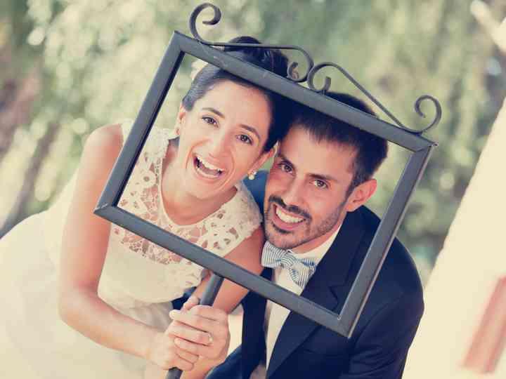La boda de Halimeh y Miguel