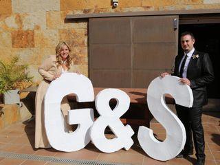 La boda de Silvia y Gabi