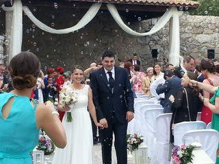 La boda de Yolanda y Borja