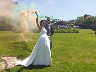 La boda de Álex y Tania