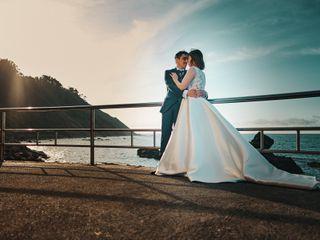 La boda de Bea y David 1