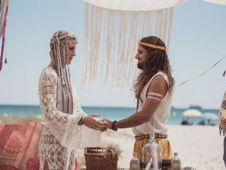 La boda de Irina y Sergio