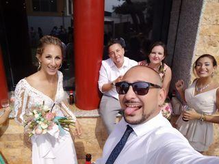 La boda de Veronica Casanova Navarro  y Raul girona Rodríguez  3