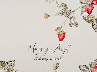 La boda de Marisa y Ángel 1