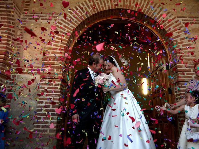 La boda de Raquel y Ignacio en Grisuela Del Paramo, León 1