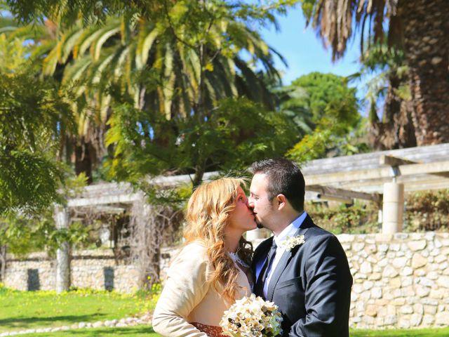 La boda de Gabi y Silvia en Cornella De Llobregat, Barcelona 1