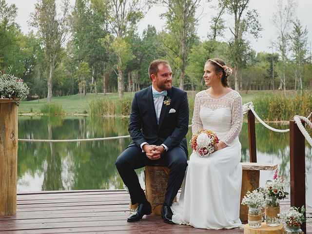 La boda de Xavi y Eva en Pont De Molins, Girona 52