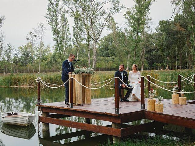 La boda de Xavi y Eva en Pont De Molins, Girona 55