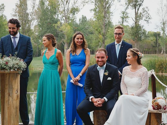 La boda de Xavi y Eva en Pont De Molins, Girona 60