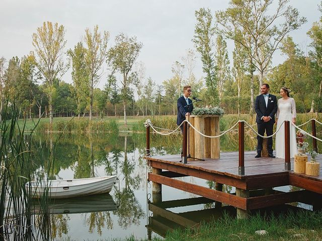La boda de Xavi y Eva en Pont De Molins, Girona 74