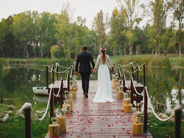La boda de Xavi y Eva en Pont De Molins, Girona 78