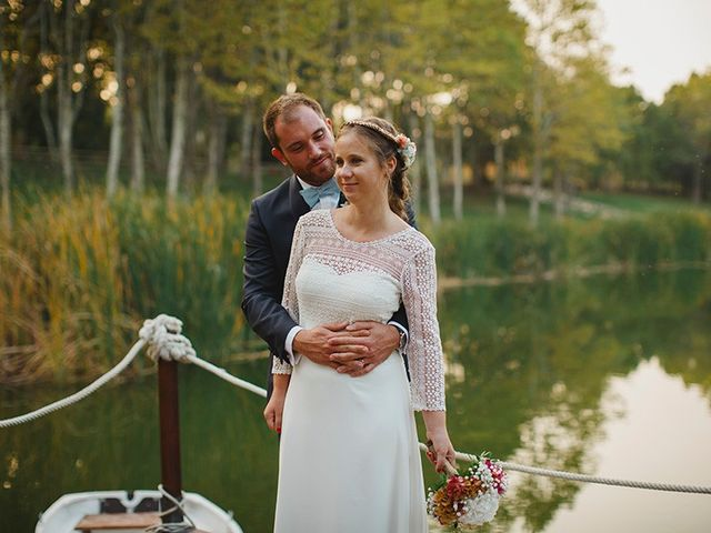La boda de Xavi y Eva en Pont De Molins, Girona 83