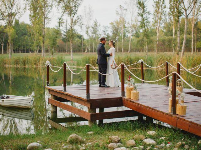La boda de Eva y Xavi