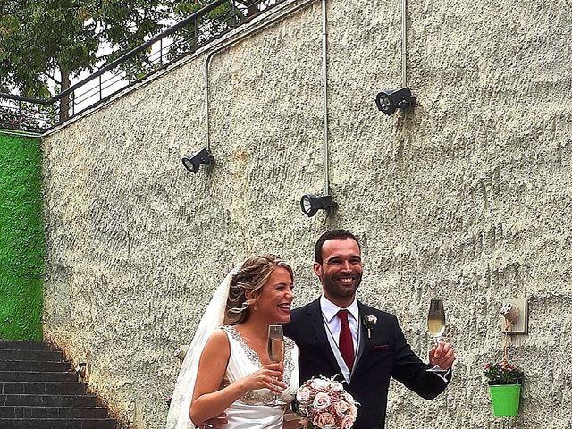 La boda de Pamela y José Carlos