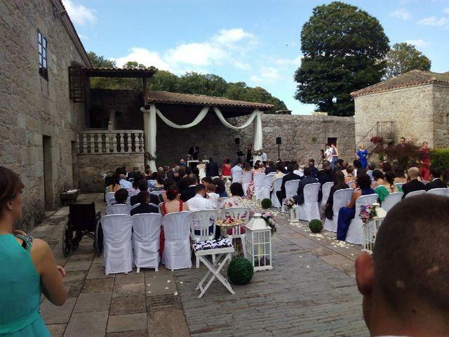 La boda de Borja y Yolanda en Chantada (Santa Marina), Lugo 3