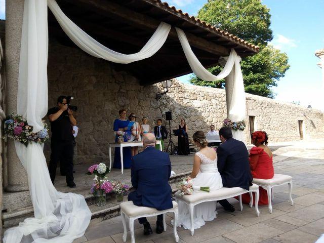 La boda de Borja y Yolanda en Chantada (Santa Marina), Lugo 1
