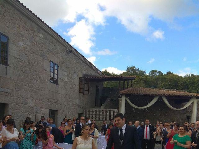 La boda de Borja y Yolanda en Chantada (Santa Marina), Lugo 6