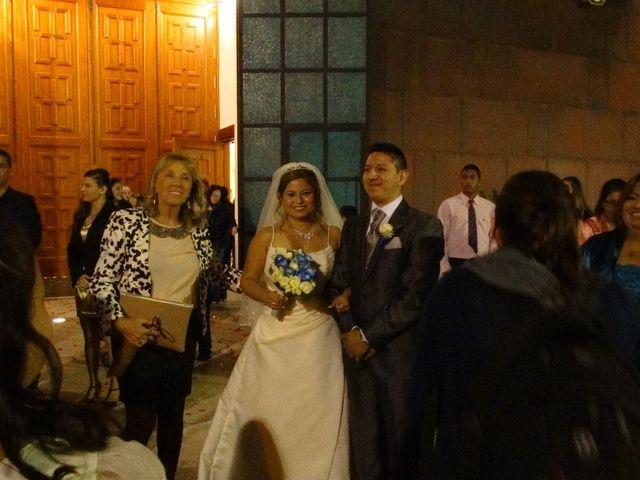 La boda de Marjorie y Victor