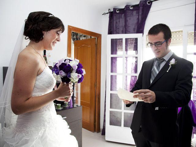 La boda de Mirian y Albert en Vilanova I La Geltru, Barcelona 5
