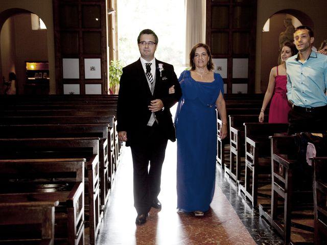 La boda de Mirian y Albert en Vilanova I La Geltru, Barcelona 10