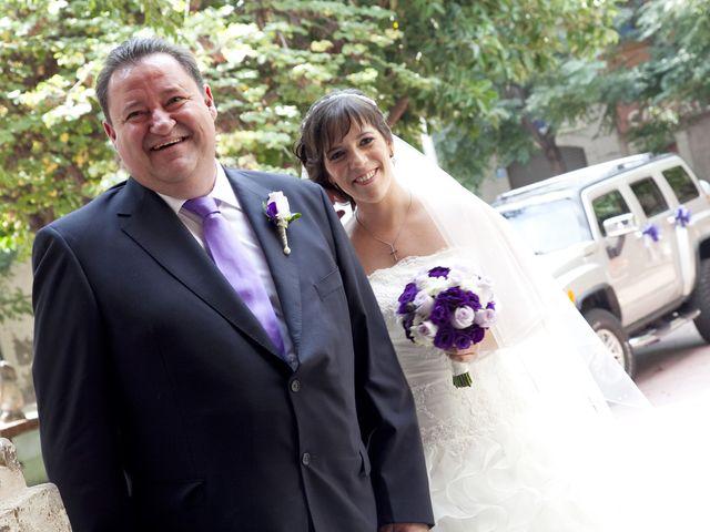 La boda de Mirian y Albert en Vilanova I La Geltru, Barcelona 11