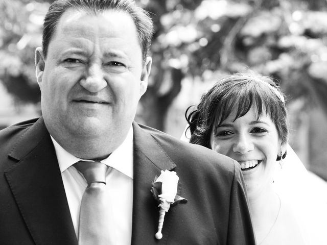 La boda de Mirian y Albert en Vilanova I La Geltru, Barcelona 12