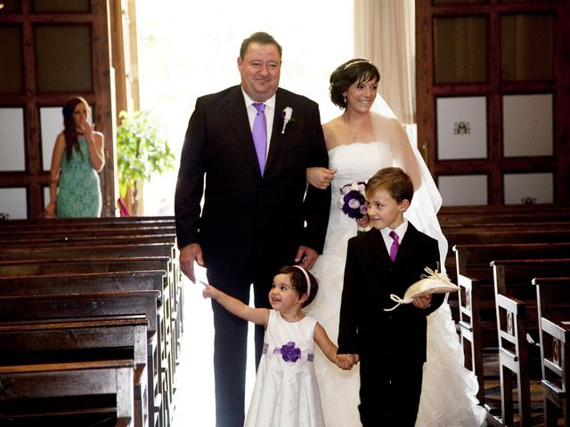 La boda de Mirian y Albert en Vilanova I La Geltru, Barcelona 13