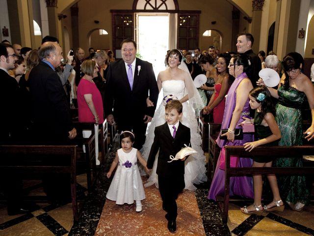 La boda de Mirian y Albert en Vilanova I La Geltru, Barcelona 14