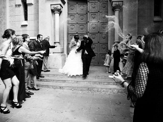 La boda de Mirian y Albert en Vilanova I La Geltru, Barcelona 15