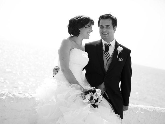 La boda de Mirian y Albert en Vilanova I La Geltru, Barcelona 17