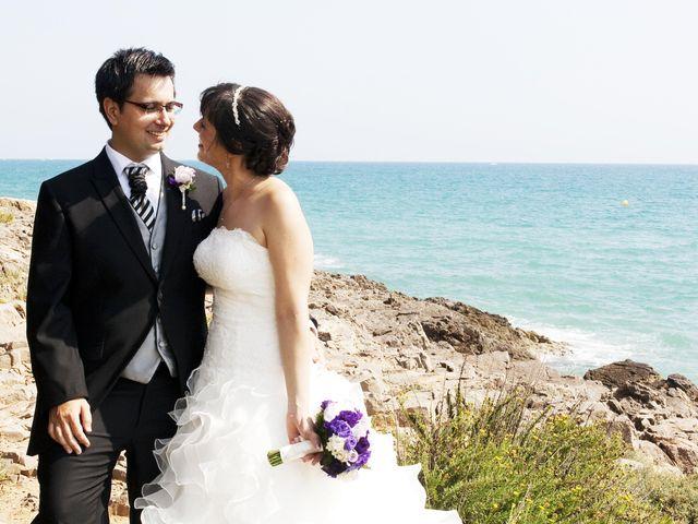 La boda de Mirian y Albert en Vilanova I La Geltru, Barcelona 19
