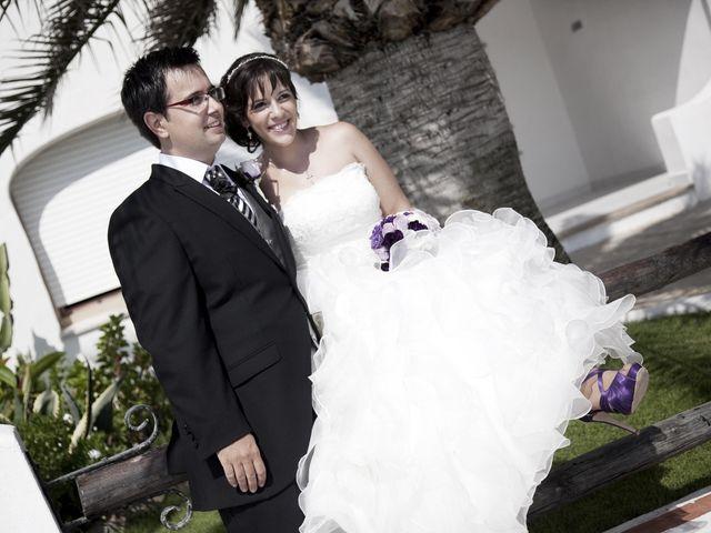 La boda de Mirian y Albert en Vilanova I La Geltru, Barcelona 21