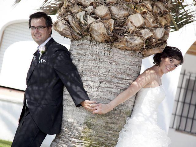 La boda de Mirian y Albert en Vilanova I La Geltru, Barcelona 22