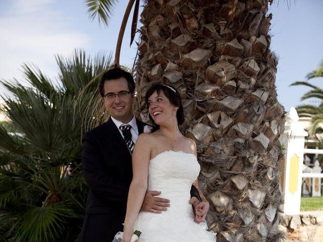 La boda de Mirian y Albert en Vilanova I La Geltru, Barcelona 24