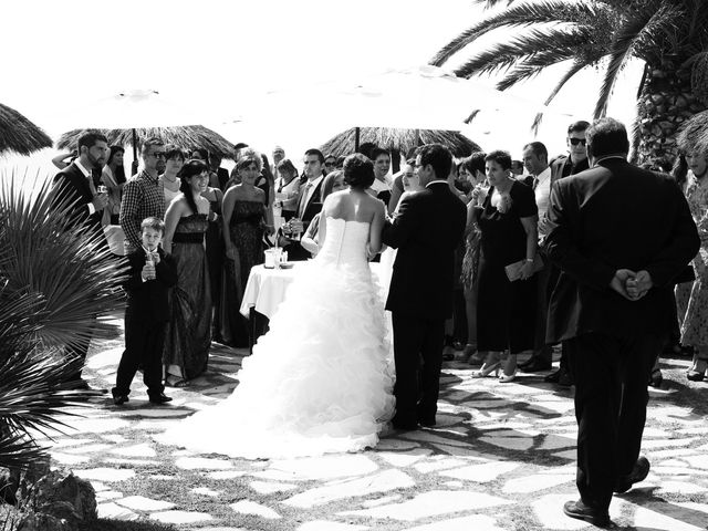 La boda de Mirian y Albert en Vilanova I La Geltru, Barcelona 26