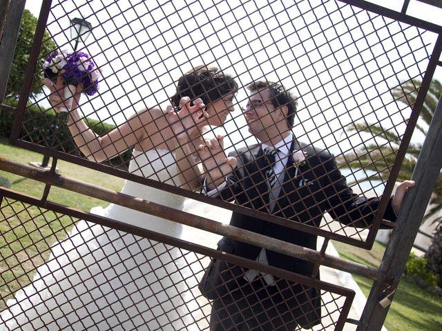 La boda de Mirian y Albert en Vilanova I La Geltru, Barcelona 27