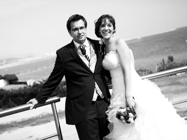 La boda de Mirian y Albert en Vilanova I La Geltru, Barcelona 28