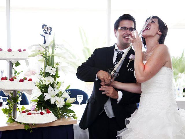 La boda de Mirian y Albert en Vilanova I La Geltru, Barcelona 30