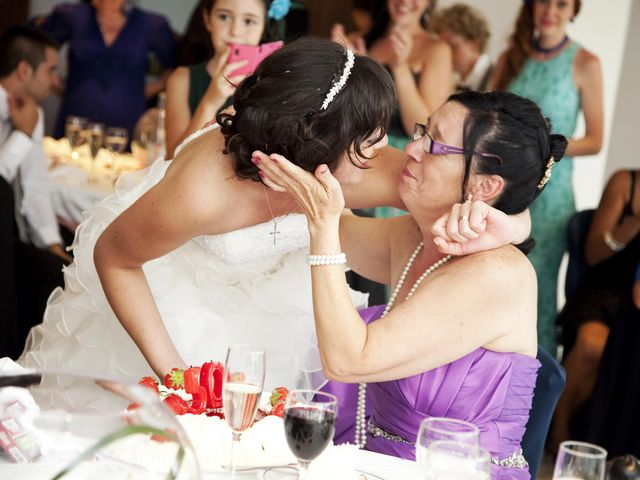 La boda de Mirian y Albert en Vilanova I La Geltru, Barcelona 31