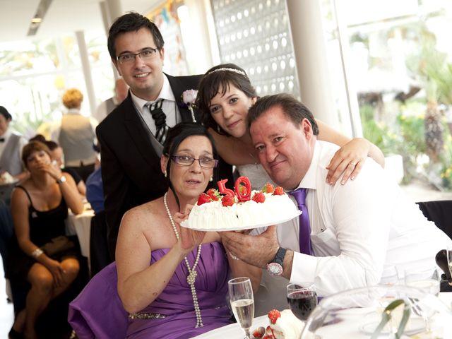 La boda de Mirian y Albert en Vilanova I La Geltru, Barcelona 32