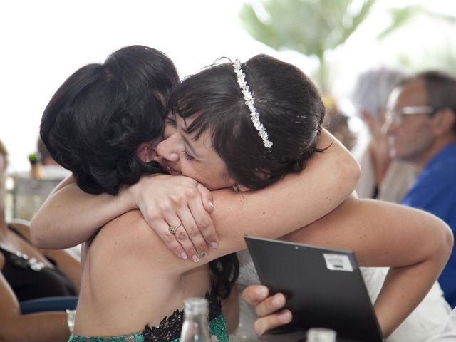 La boda de Mirian y Albert en Vilanova I La Geltru, Barcelona 34