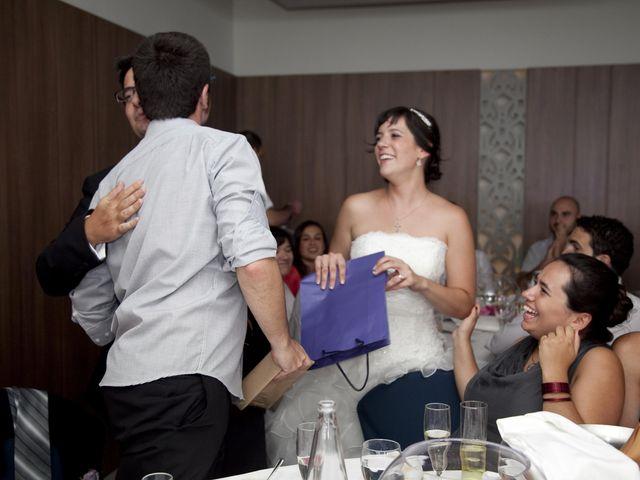 La boda de Mirian y Albert en Vilanova I La Geltru, Barcelona 35