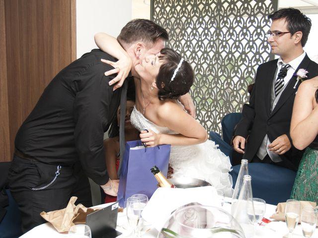 La boda de Mirian y Albert en Vilanova I La Geltru, Barcelona 36